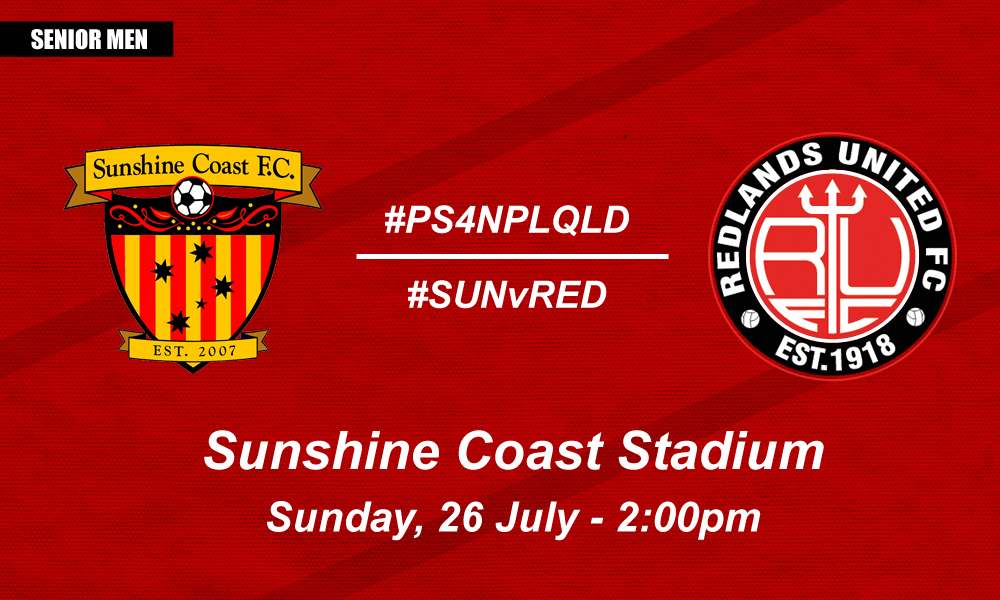 Game Schedule – Sunday 26 July