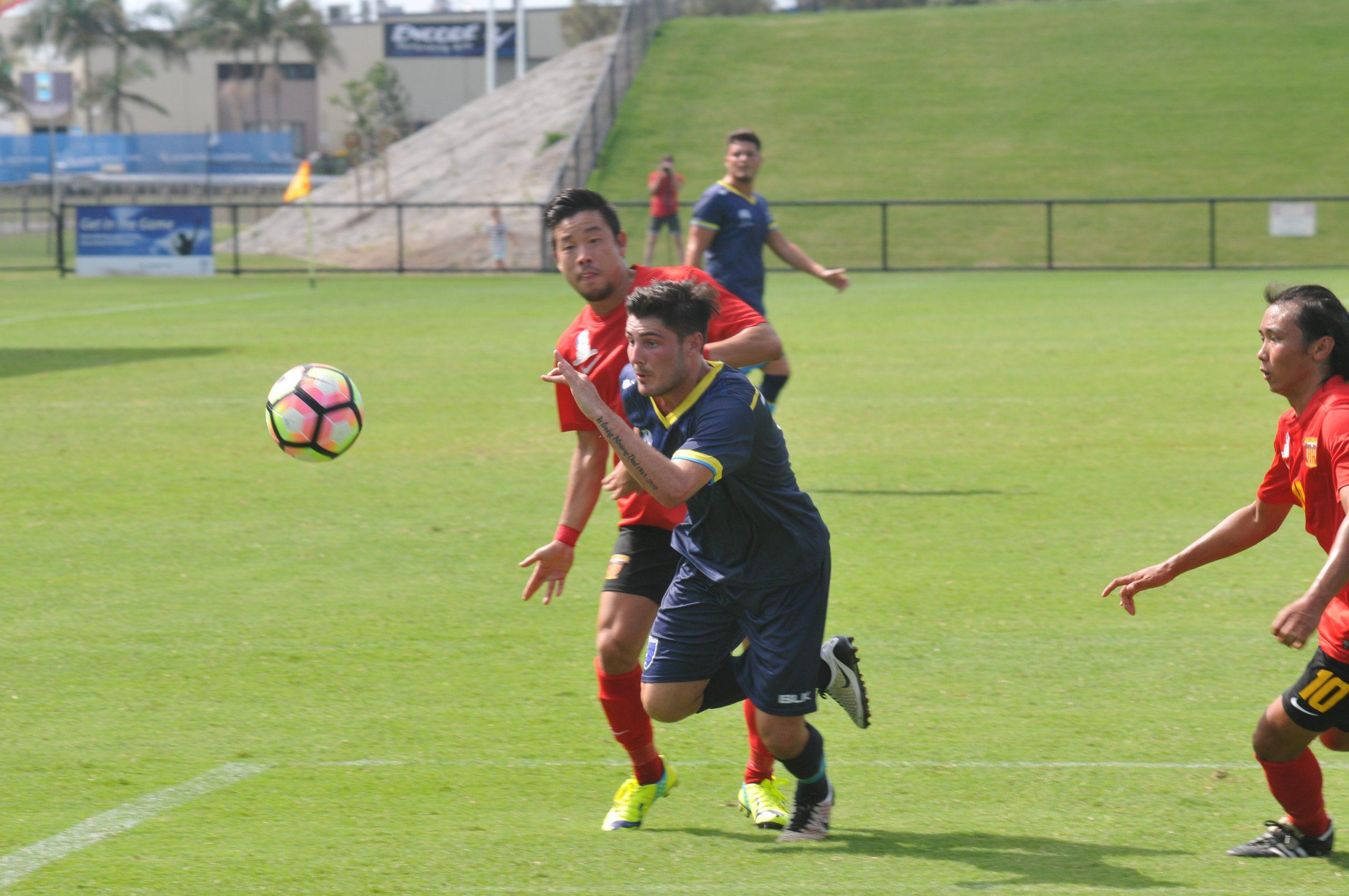PS4 NPL QLD Round 3 – GCC Net Second Win of Season