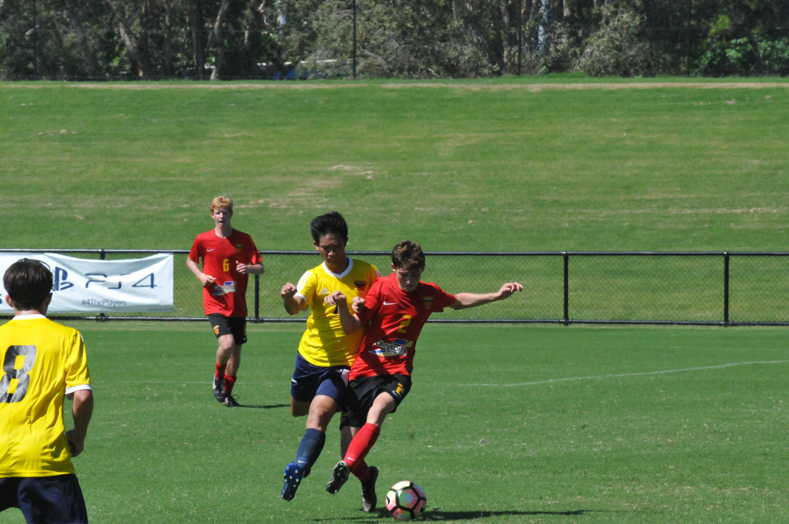 Junior Match Reports – 26 March 2017