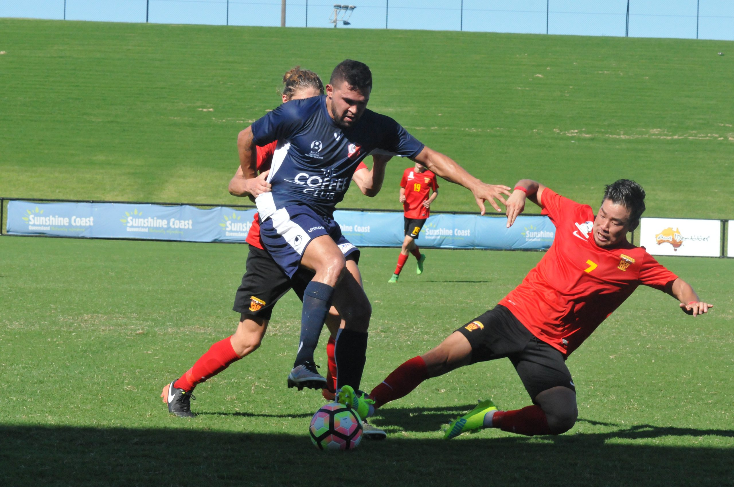 PS4 NPL QLD Round 5 – Heath Bags Four As Olympic Stay Perfect