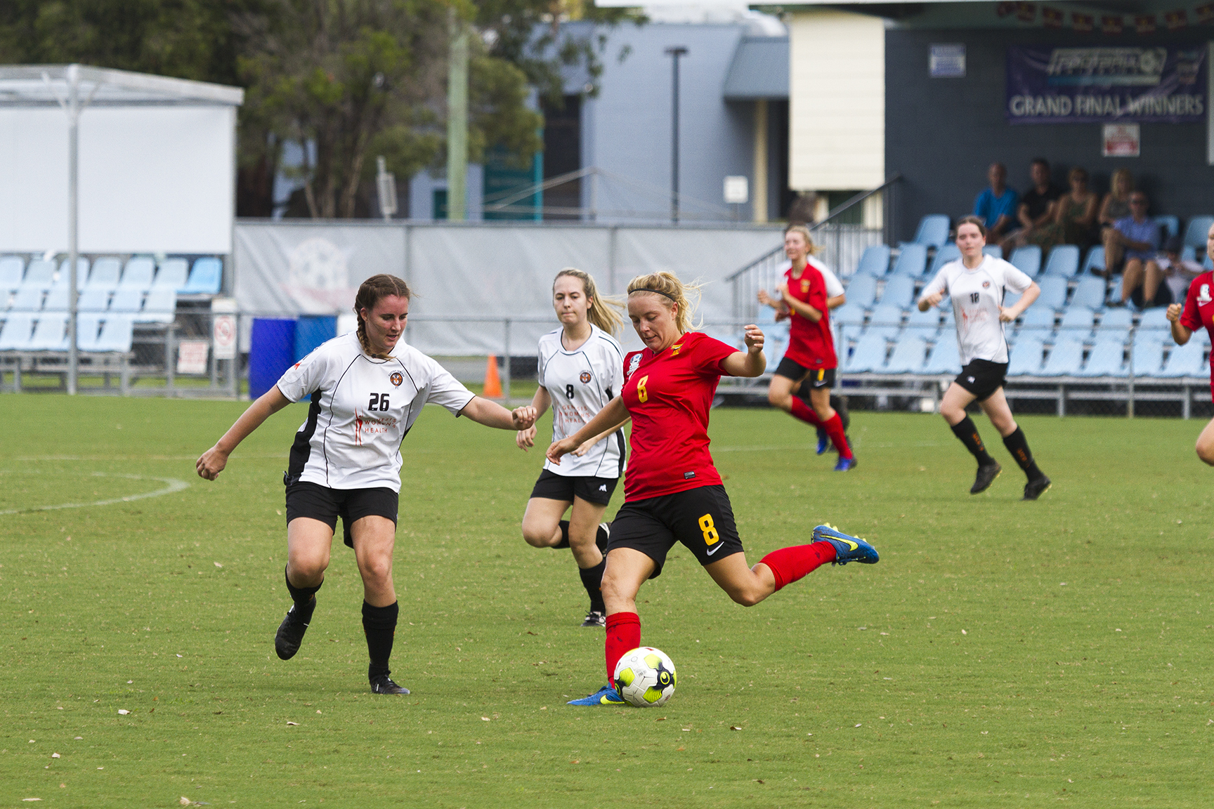 PS4 WNPL QLD Round 1 – Easts Power Past Fire
