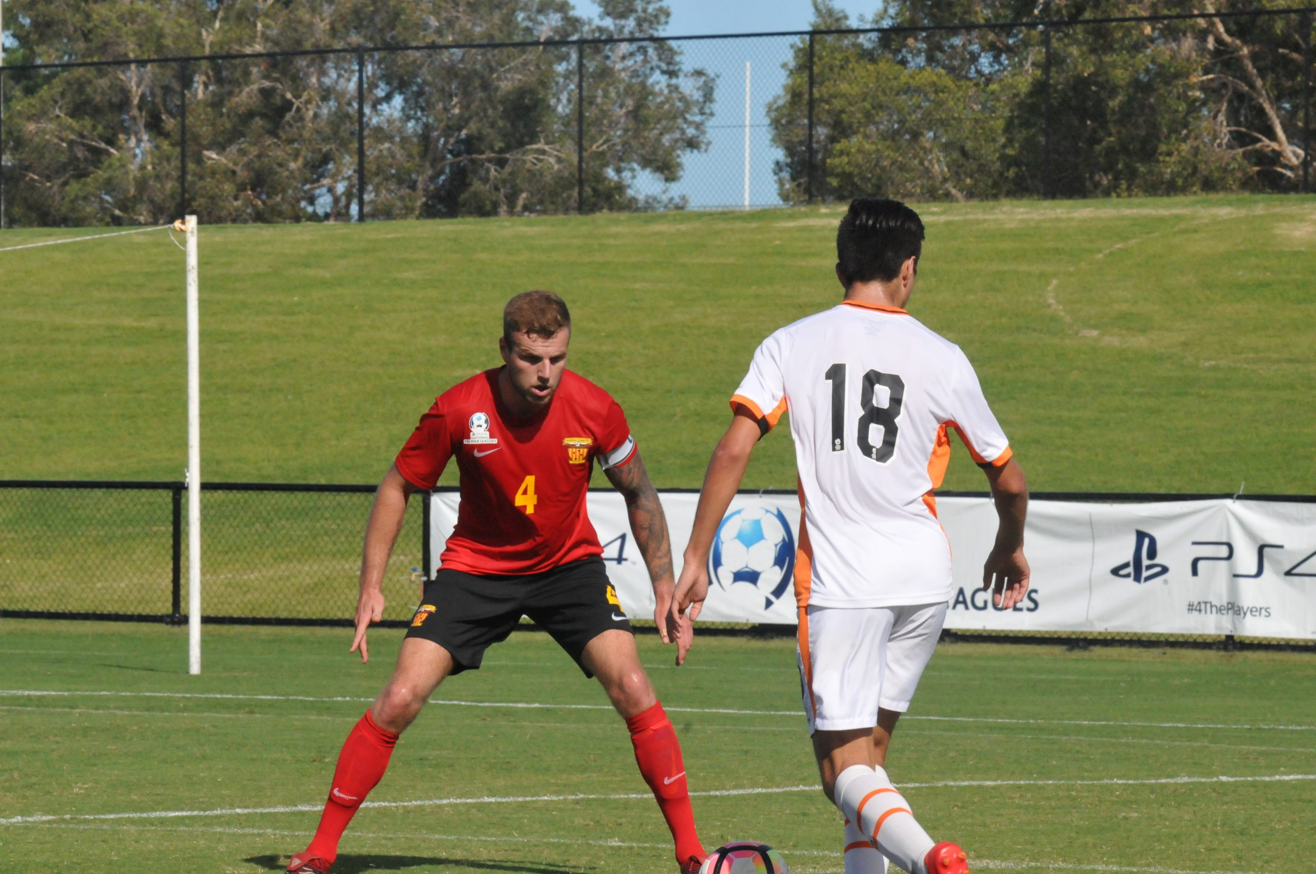 PS4 NPL QLD Round 7 – Young Roar Rally to Overcome Fire