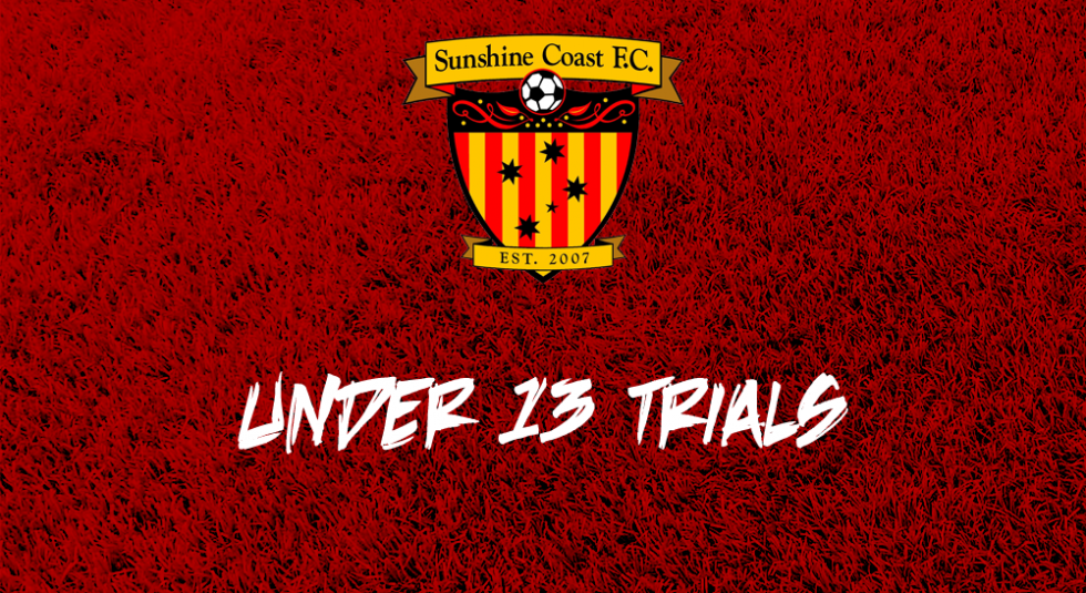 Under 13 2019 Season Trial Registration