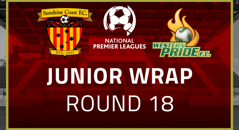 Junior Wrap: 24 June 2018