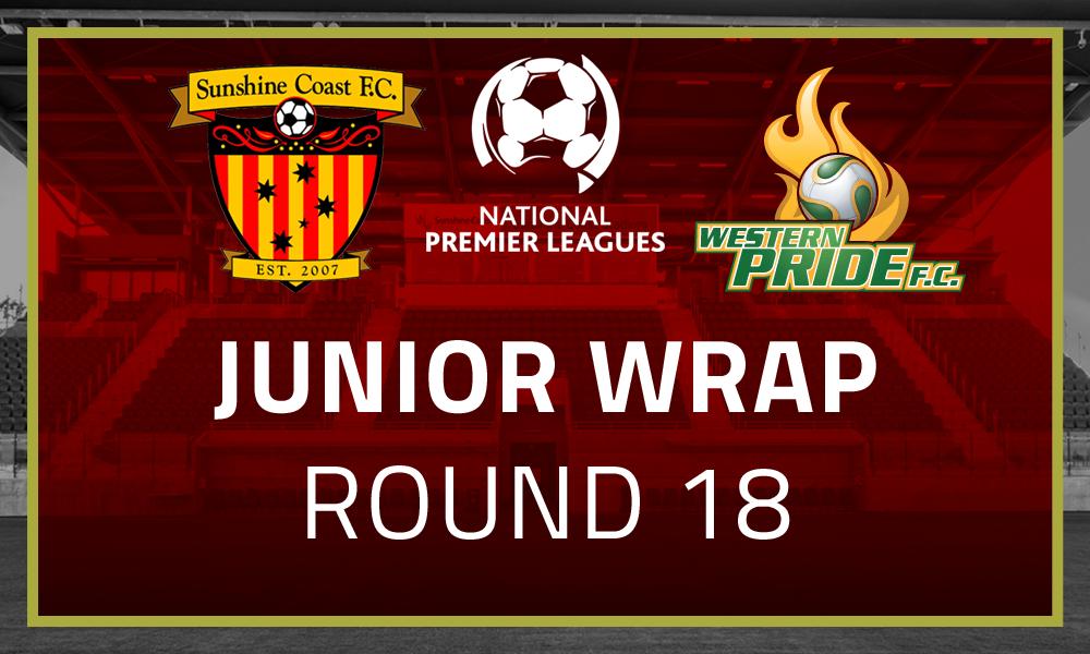 Junior Wrap: 24 June 2018