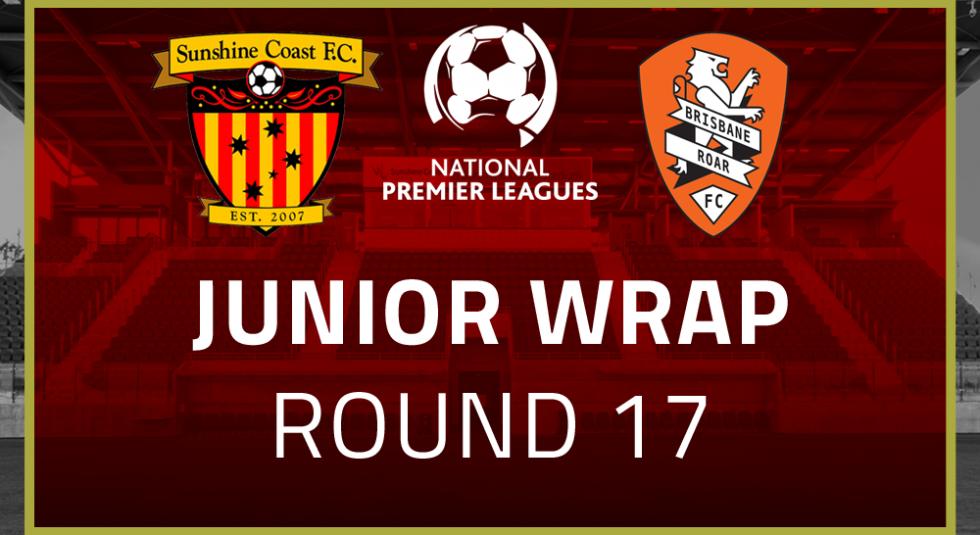 Junior Wrap: 17 June 2018