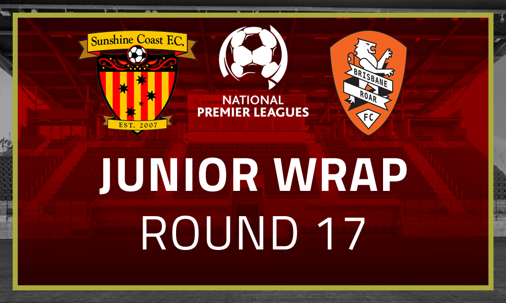 Junior Wrap: 17 June 2018