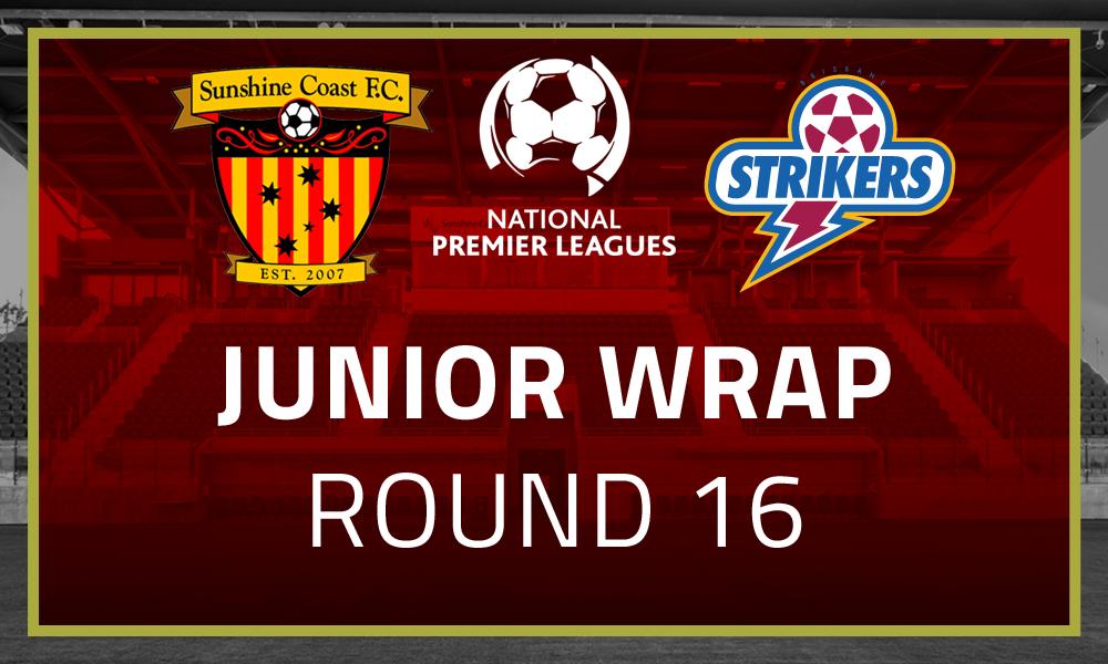 Junior Wrap: 10 June 2018