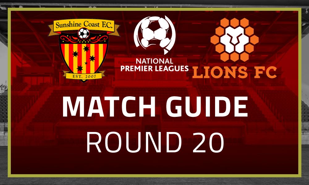 NPL Round 20 Match Guide