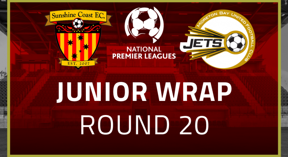 Junior Wrap: 29 July 2018