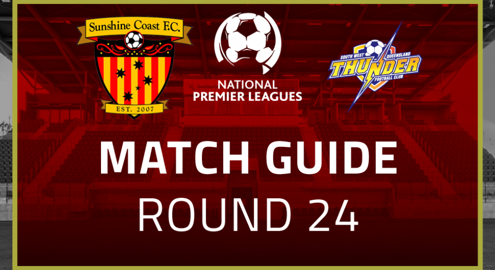 NPL Round 24 Match Guide