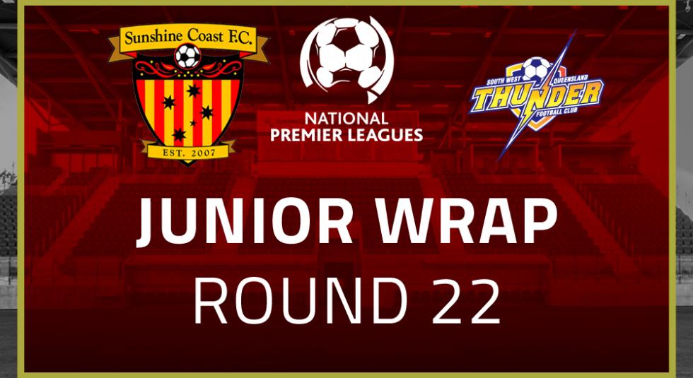 Junior Wrap: 12 August 2018