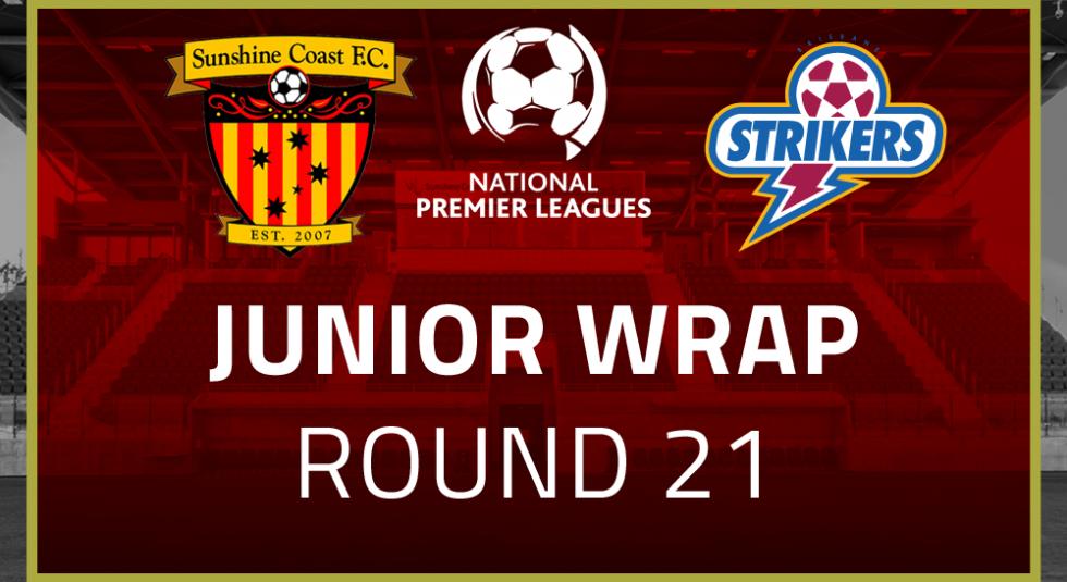 Junior Wrap: 5 August 2018