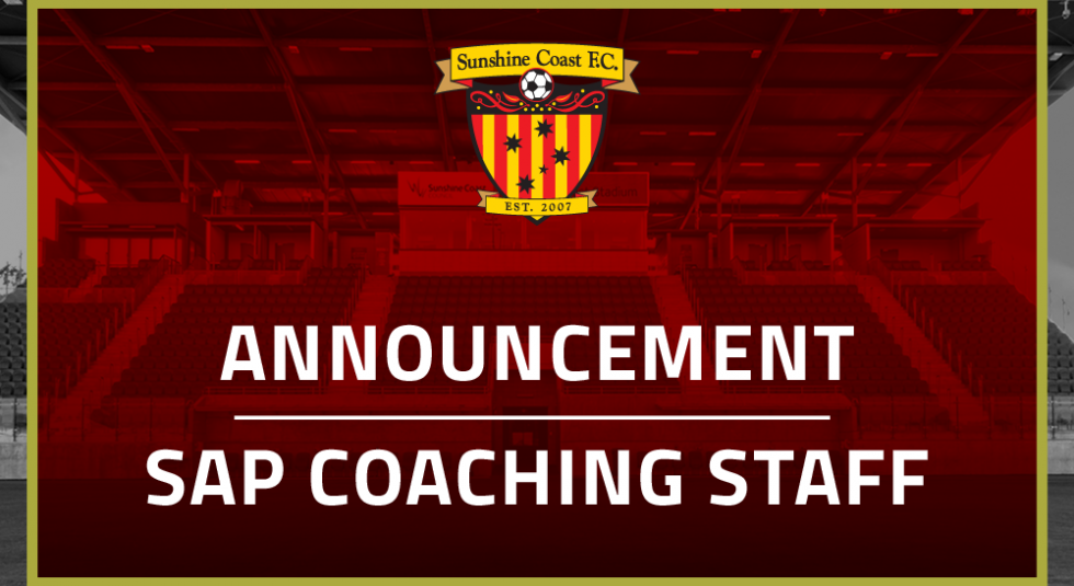 SAP Coaching Staff Announcement