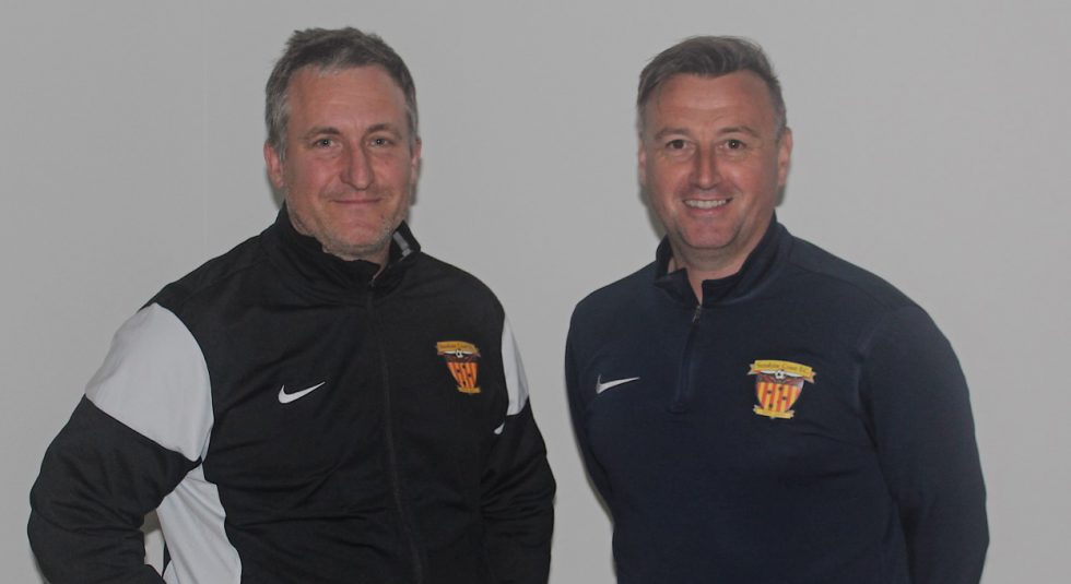 Gary Newcome signs as U20 Head Coach