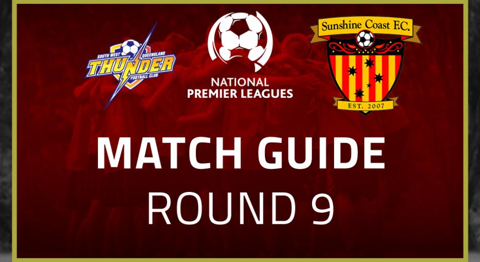 Match Guide #9 | SCFC v SWQTFC