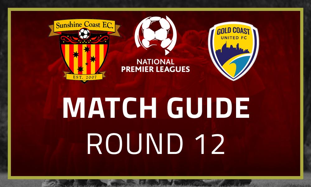 Match Guide #12 | SCFC v GCUFC