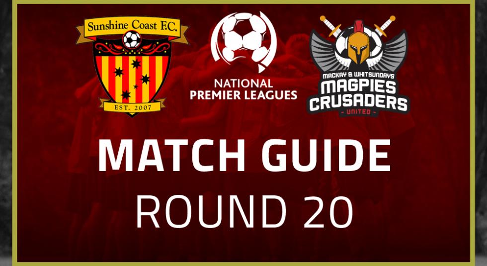 Match Guide #20 | SCFC v MCU