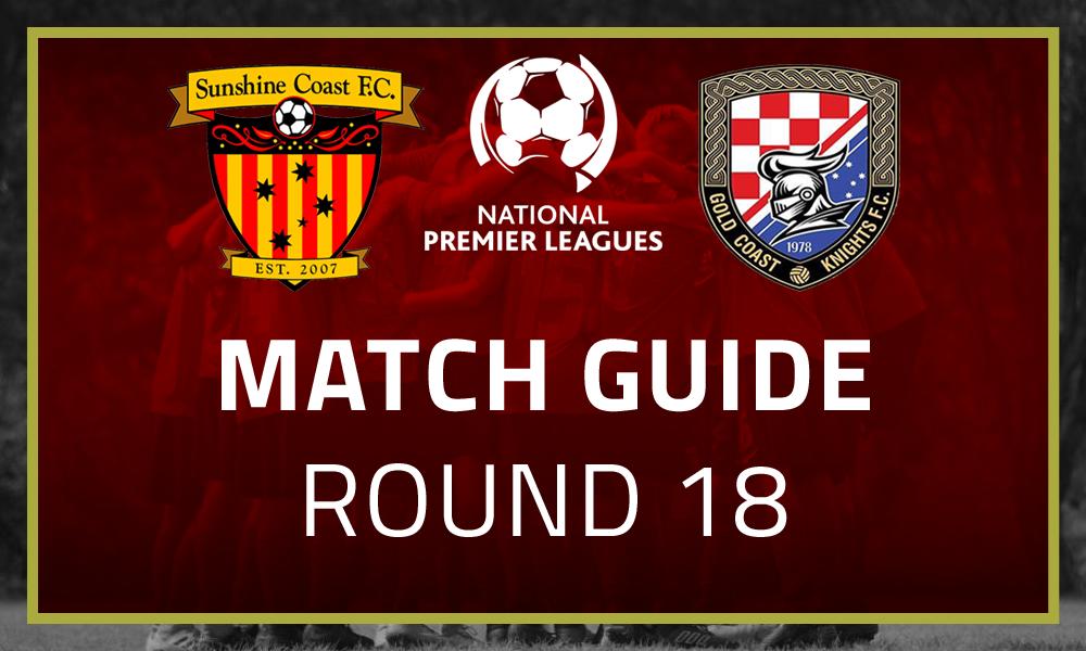 Match Guide #18 | SCFC v GCKFC