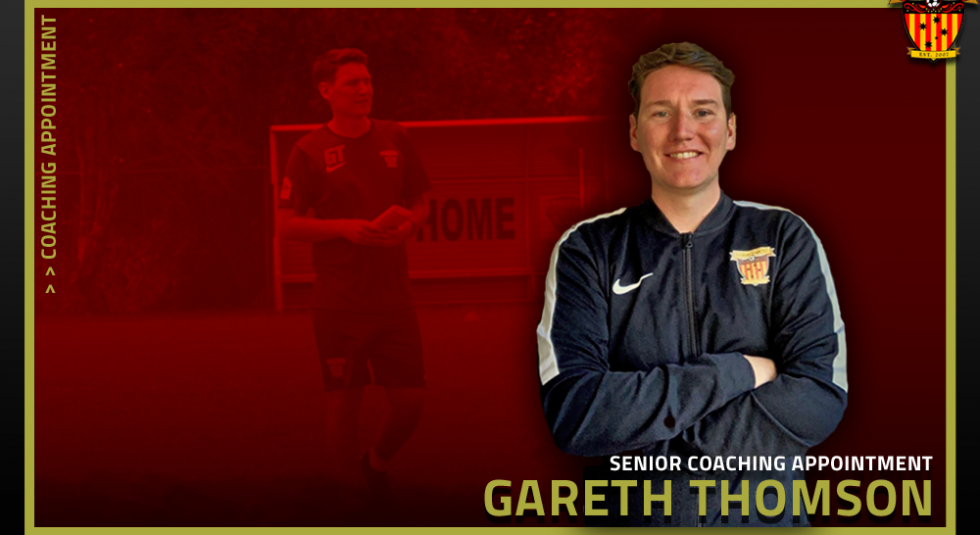 The Fire Appoint Gareth Thomson As Head Coach
