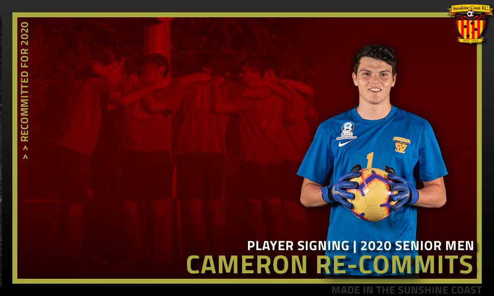 Cameron Boldy Is Back For 2020