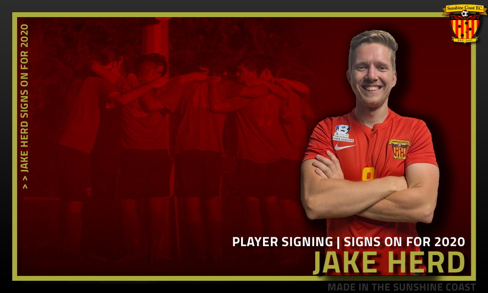 Jake Herd Signs On For 2020