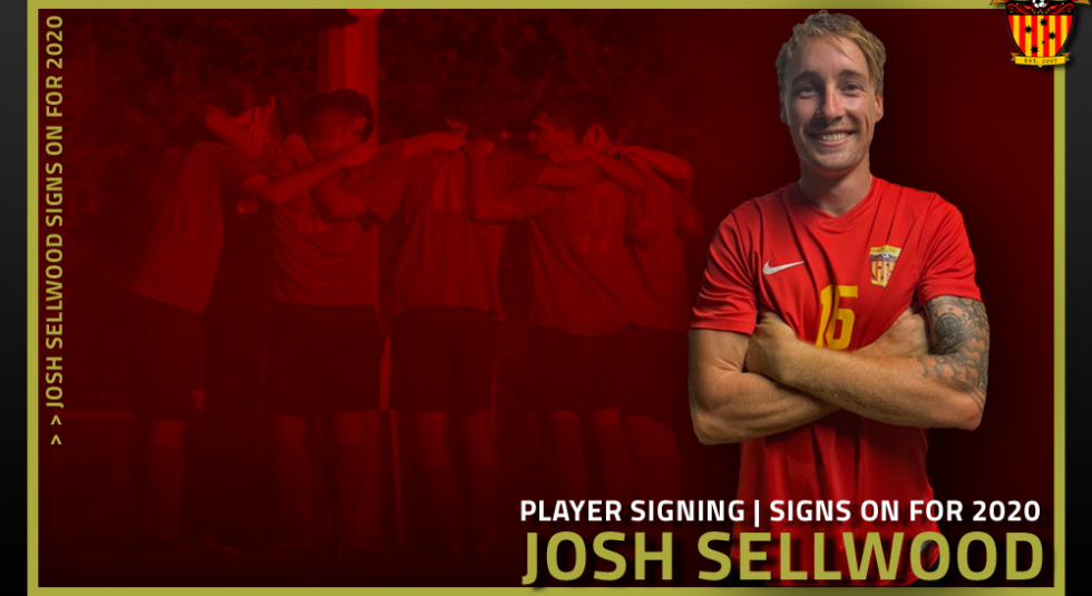 Josh Sellwood Bolsters Backline For 2020