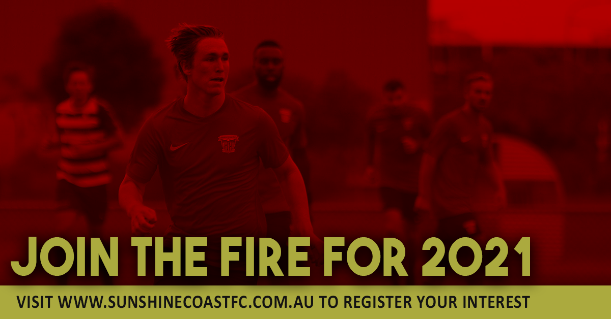 Join The Fire For 2021