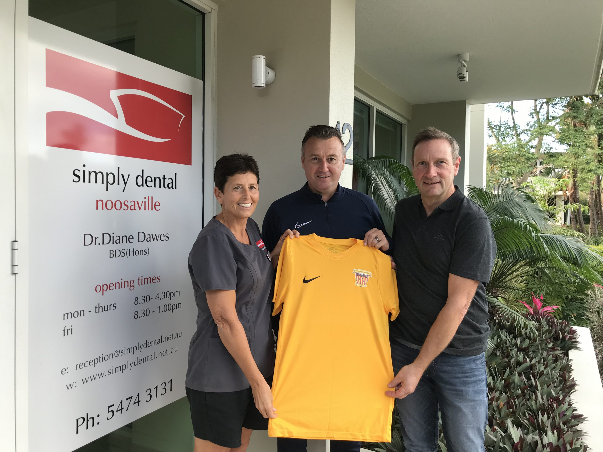 New Partnership: Simply Dental
