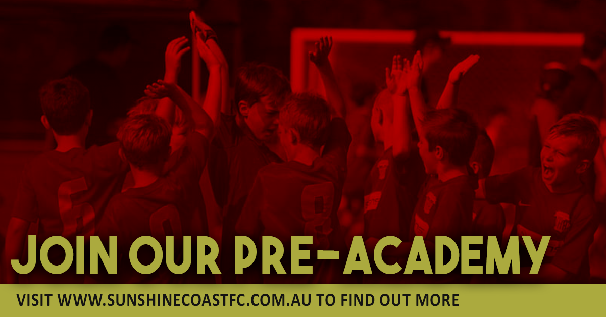 Pre-Academy Registrations Are Open!